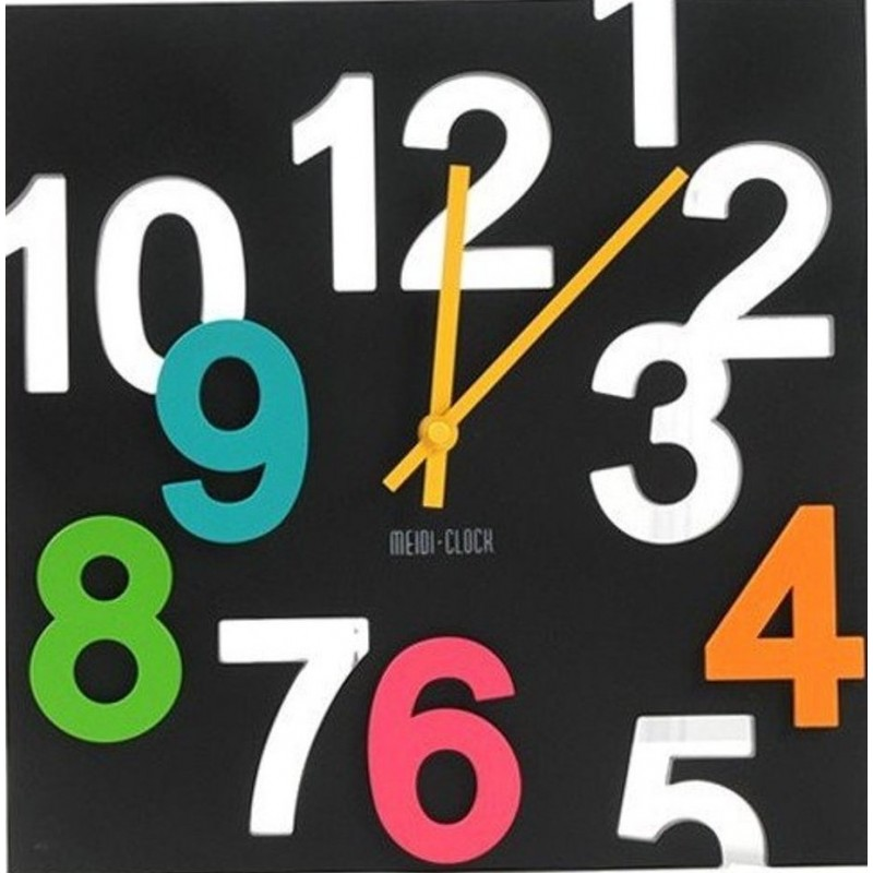 3d-number-square-wall-clock