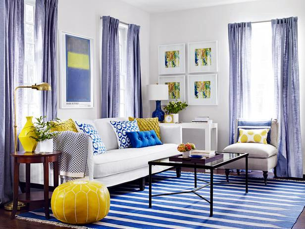 a-living-room-3-cheap-interior-design-ideas-in-different-colors-10-376682348 How to introduce cobalt blue color in room without getting overwhelmed
