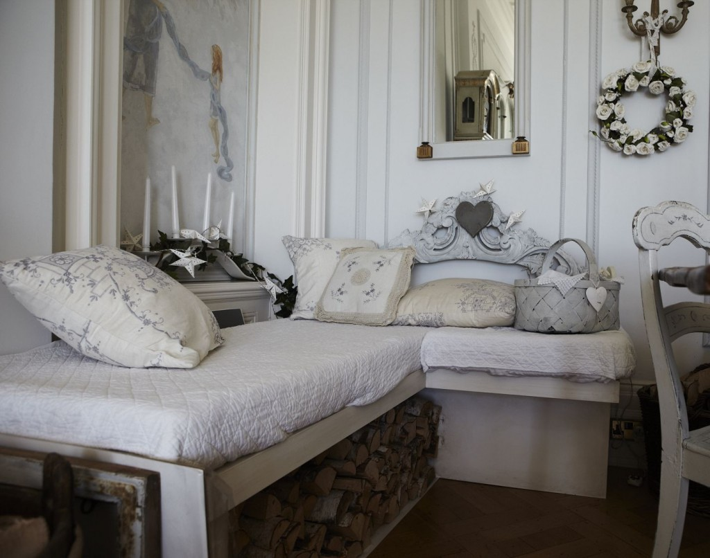 how to create shabby chic home interior design ideas. Black Bedroom Furniture Sets. Home Design Ideas