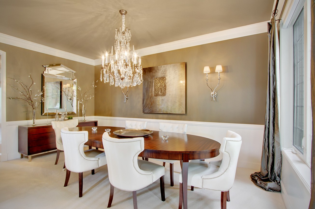 How to illuminate dining room? | Interior design ideas
