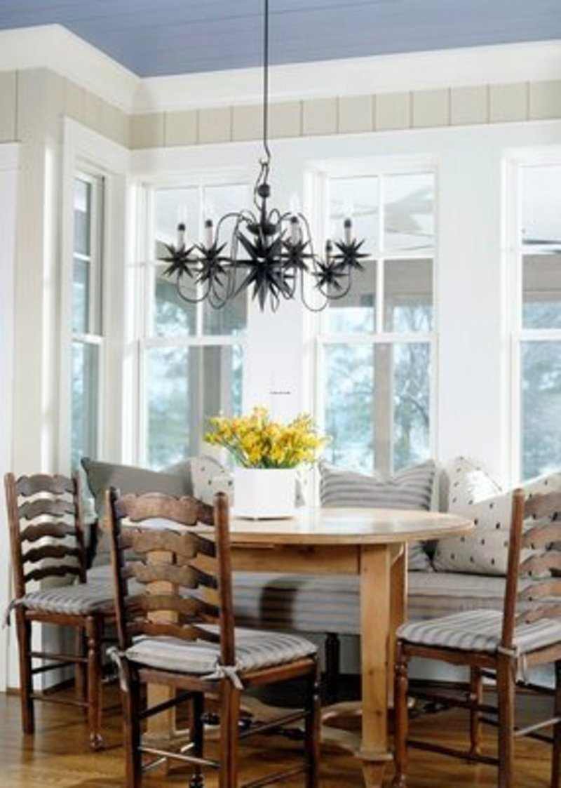 Photos-of-decorating-small-dining How to decorate small dining space?