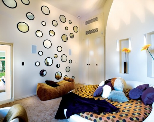 cool-ceiling-designs-for-boys-room-with-creative-decorate Ceiling design for your kids bedroom