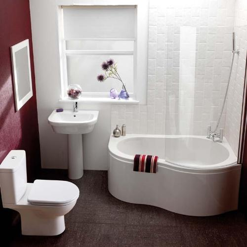 corner-bathroom-vanity Corner bathroom designs