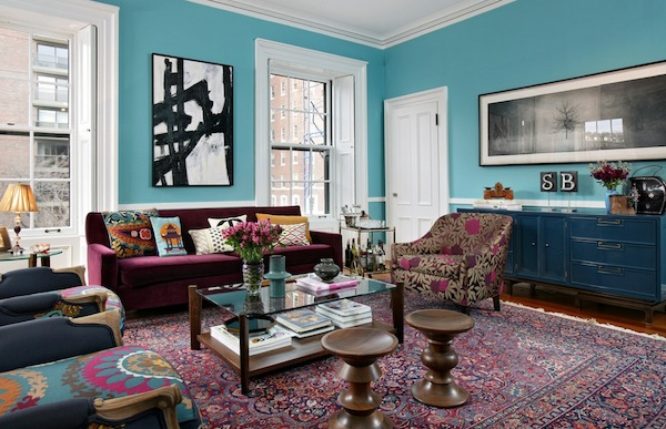 mixing-patterns-saturated-color Why to go for mix and match pattern?