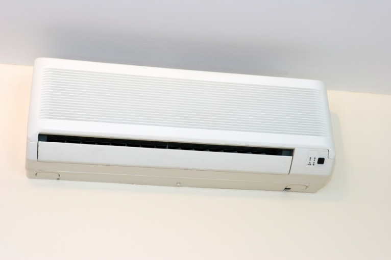 wall-air-conditioner How to get rid of musty smell from wooden furniture?