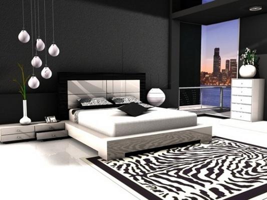 budget-chic-black-white-bedrooms-0IZIB