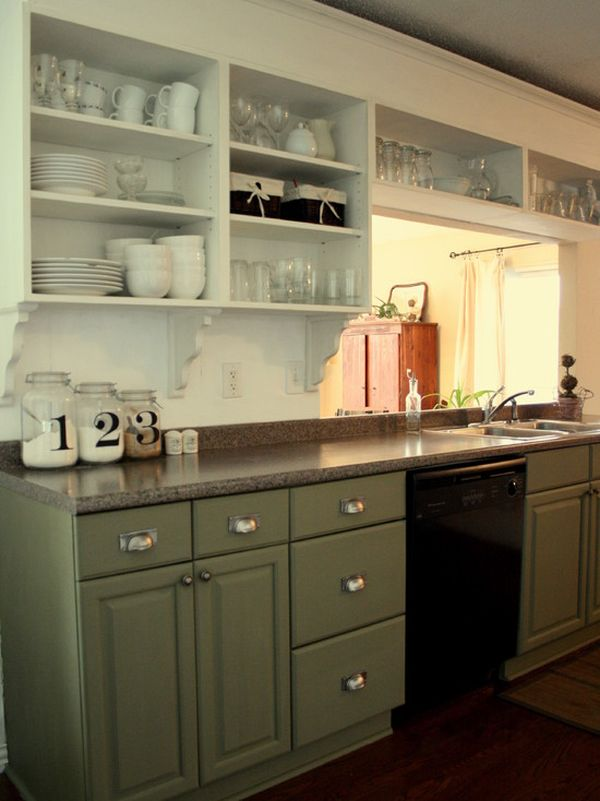 traditional-kitchen-no-doors