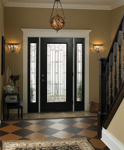 Traditional Foyer : How to make home entrance superb interior design ideas