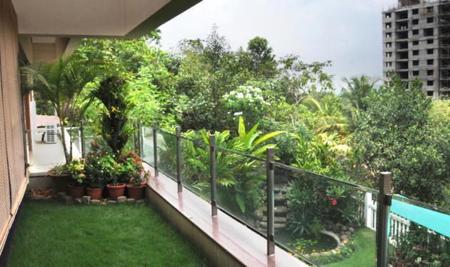 Green Balconies A New Trend Interior Design Ideas