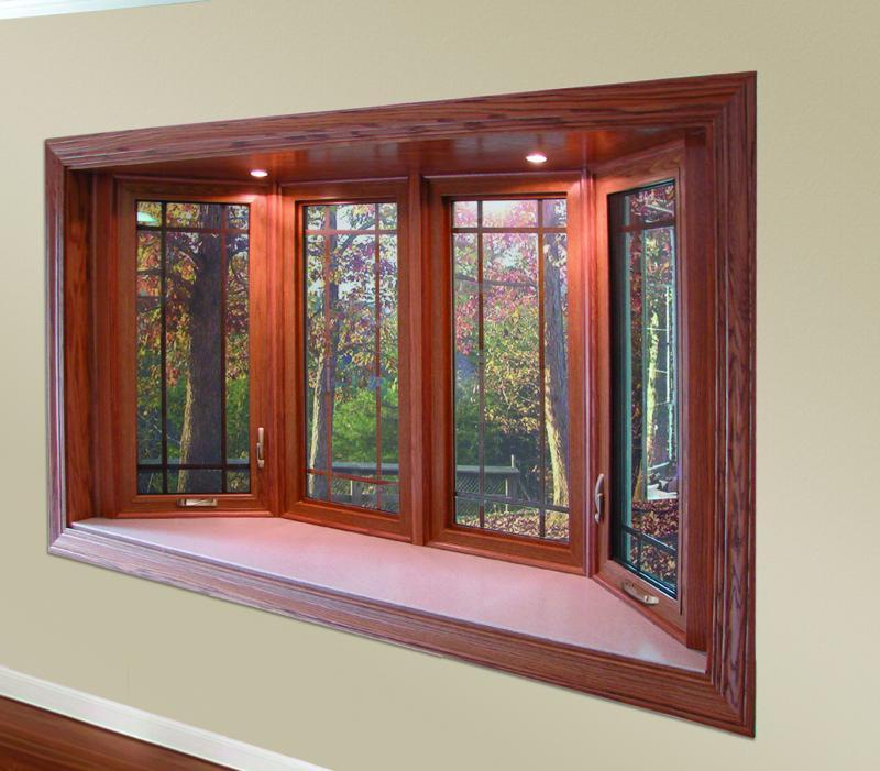 Bay Window Interior : Creative ideas on how to decorate a bay window interior