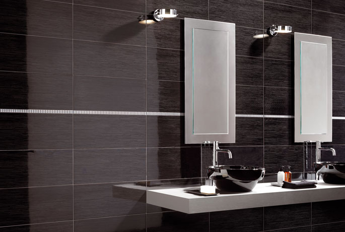 vogue-bathroom-decoration-tiles How to select tiles for your bathroom?