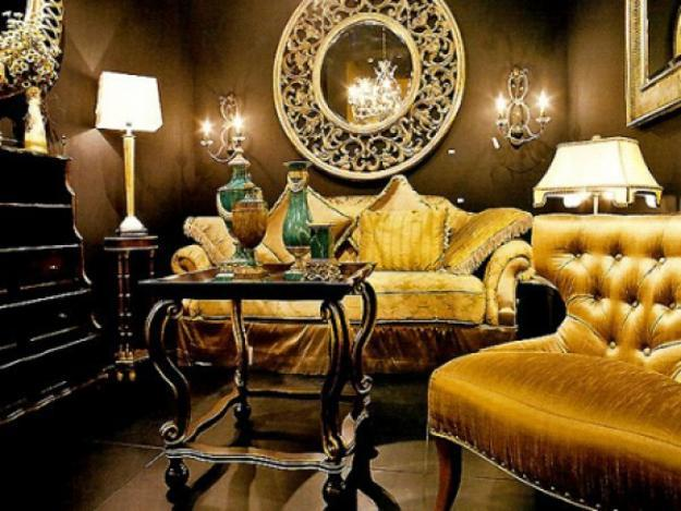 art-decor-decorating-home-interiors-6 How to add golden touch to your home?