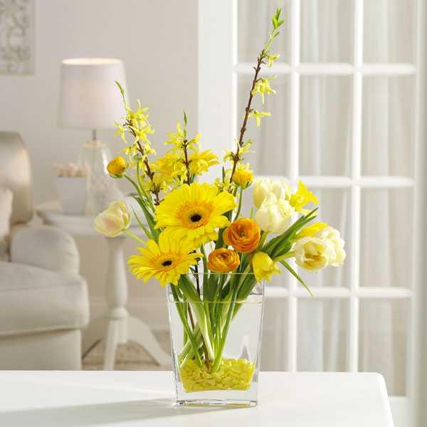 autumn-flower-arrangements-home-decorations-1 How to décor home for Basant Pachmi?
