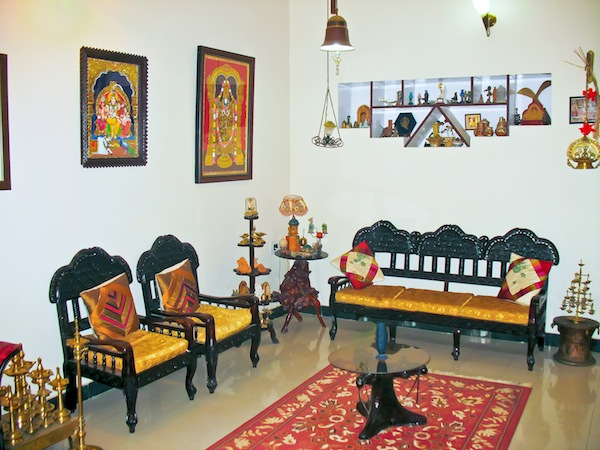 chinappa1 How to give your home ethnic makeover?