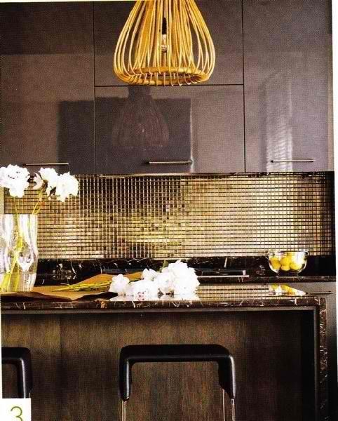 eye-catching-metallic-home-decor-ideas-8 Magical Metallic for your home