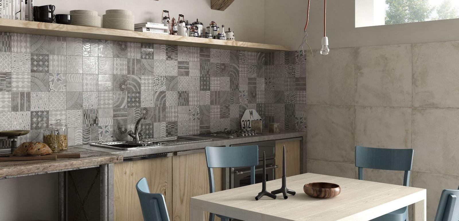 kitchen-backsplash-in-grey-monochrome-patchwork-patterns-ricchetti-thumb-1600xauto-55765