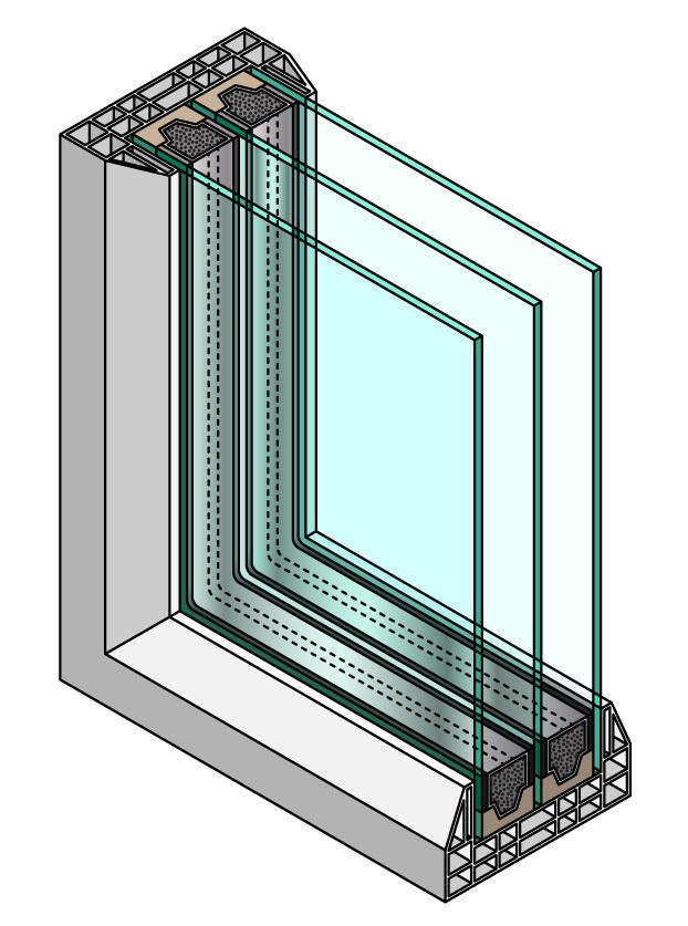 triple-pane-windows